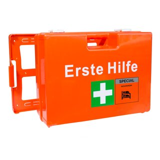First aid kit special residential home