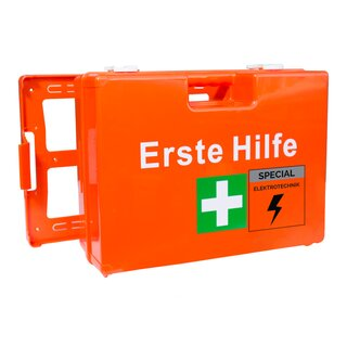 First aid kit special electrical engineering