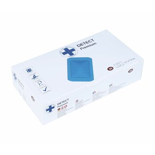 Wundpflasterstrips - Detect - 51 x 72 mm - VE 50 Stk.