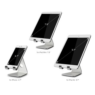 Smartphone or tablet holder