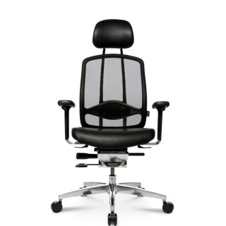 Office swivel chair Medic 10 leather Dondola<sup>®</sup>