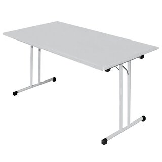 Folding table,T-frame, 2000 x 800 mm